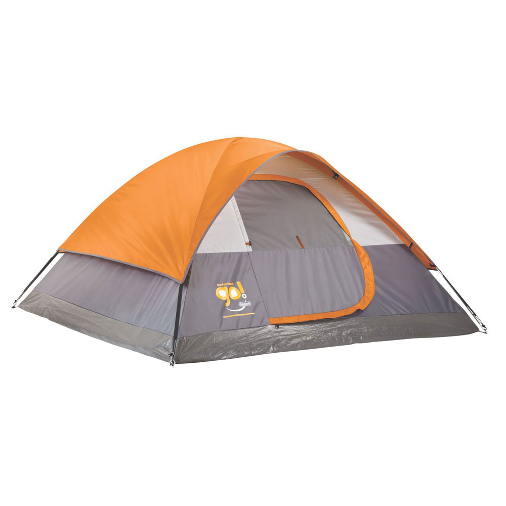 8665a5b21ee COLEMAN GO! 3-PERSON DOME TENT
